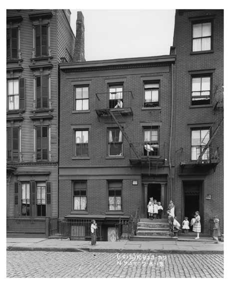 North 7th  Street  - Williamsburg - Brooklyn, NY 1918 C5 Old Vintage Photos and Images