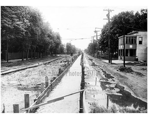 Ocean Ave & Ave X 1922 Old Vintage Photos and Images