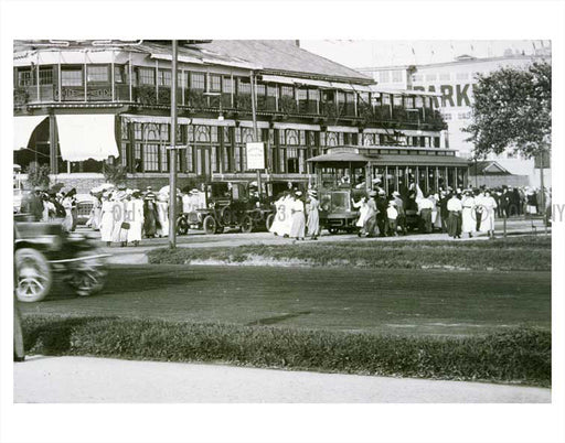 Ocean Parkway Old Vintage Photos and Images