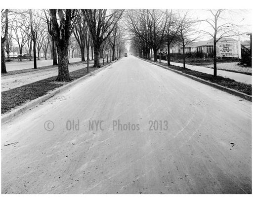 Ocean Parkway & Ave T 1922 Old Vintage Photos and Images