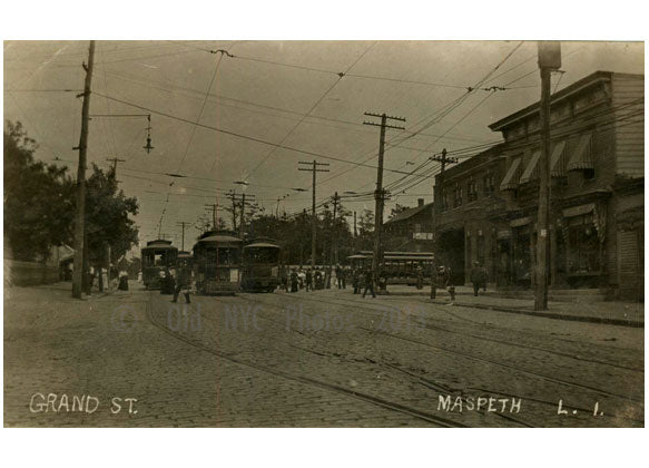 P.S. 153 Maspeth Queens NY Old Vintage Photos and Images