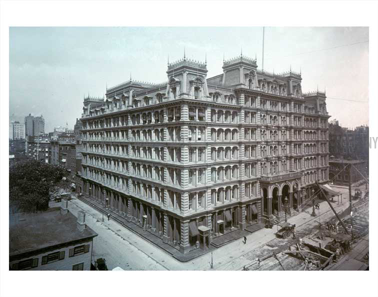 Park Avenue Hotel Old Vintage Photos and Images
