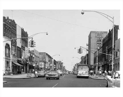 Pitkin Ave - Brownsville Brooklyn NY Old Vintage Photos and Images