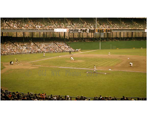 Polo Grounds - 1950's baseball