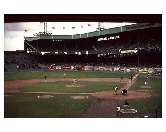 Polo Grounds looking empty 1960 2