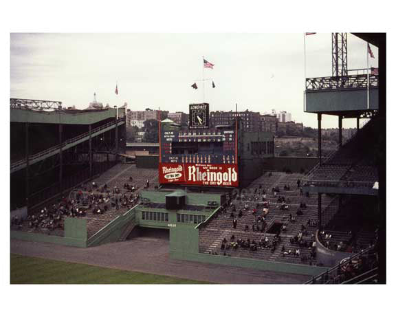 Polo Grounds looking empty 1960 3