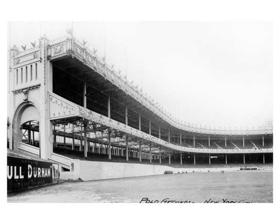Polo Grounds NYC 1930s