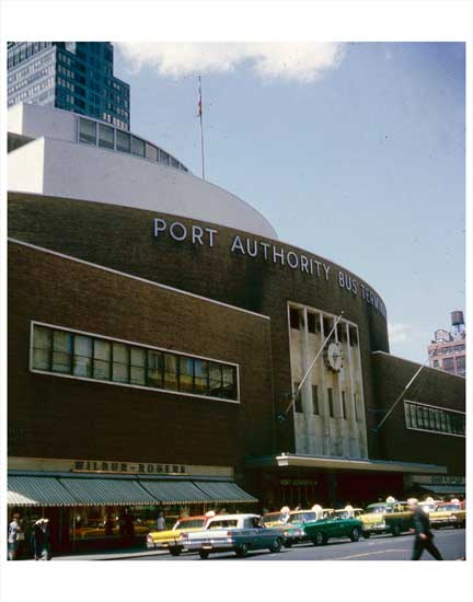 Port Authority Old Vintage Photos and Images