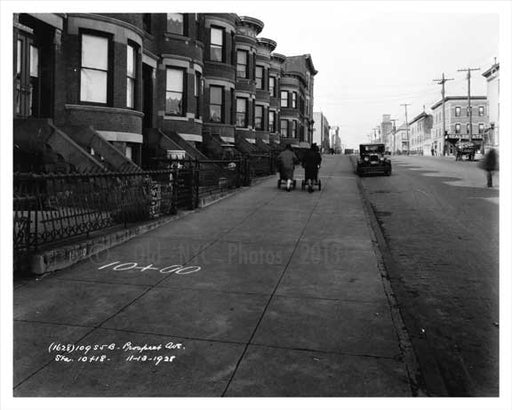 Prospect Avenue 1928 Windsor Terrace Brooklyn NY Old Vintage Photos and Images