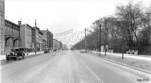 Prospect Park Southwest looking northwest toward 10th Avenue, 1930 Old Vintage Photos and Images