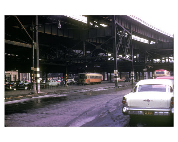 Queensboro Bridge 1957 Old Vintage Photos and Images