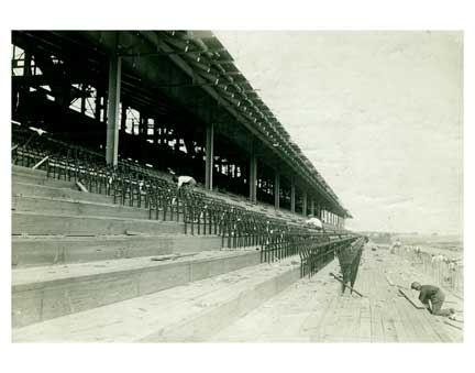 Racetrack Stands Old Vintage Photos and Images