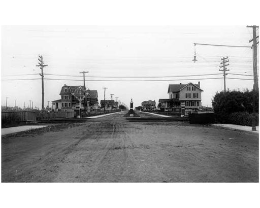 Remington Ave 1910 -  Rockaway Queens NY Old Vintage Photos and Images
