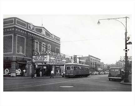 Rialto Theater Old Vintage Photos and Images