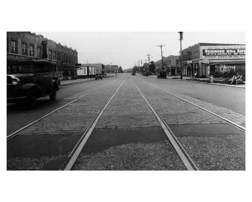 Richmond Hill - 1938 Queens NY III Old Vintage Photos and Images