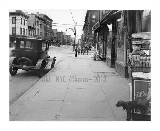 Sackett St. Cobble Hill Old Vintage Photos and Images