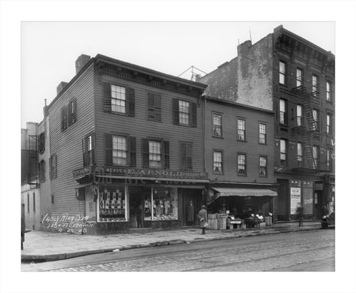 Smith Street 1928 Brooklyn NY Cobble Hill Old Vintage Photos and Images