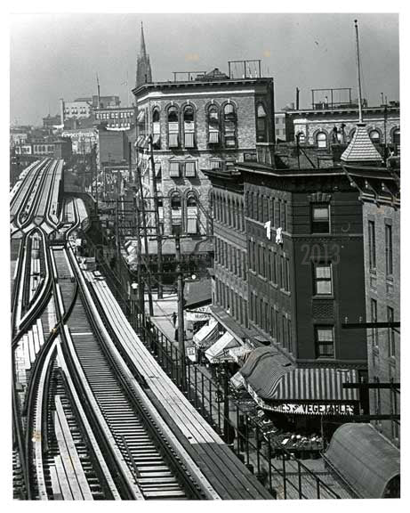 St. Ann Street & Westchester Avenues - South Bronx, NY 1904 Old Vintage Photos and Images