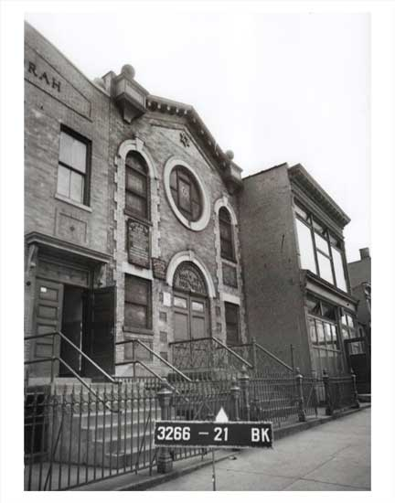 Stanhope St Synagogue Old Vintage Photos and Images
