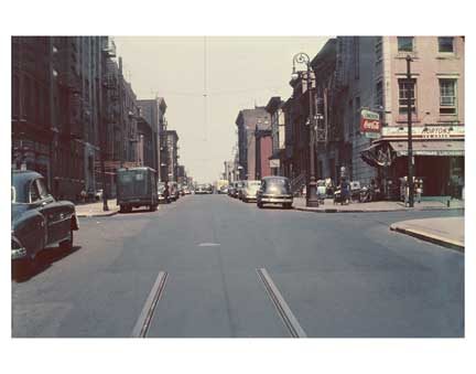 Street Scene C. 1940 Williamsburg Brooklyn NY Old Vintage Photos and Images