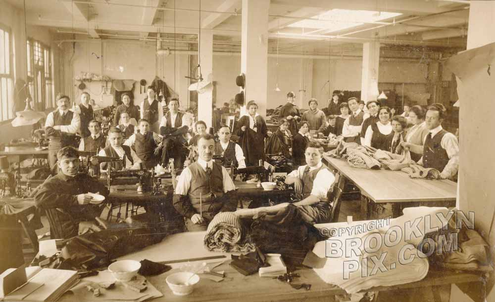 Sweatshop, 1920s Old Vintage Photos and Images