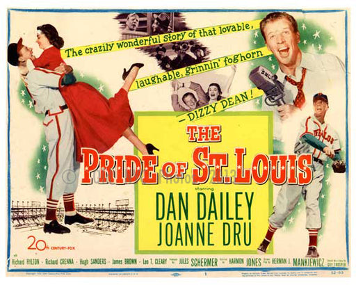 The Pride of St. Louis - Vintage Posters Old Vintage Photos and Images