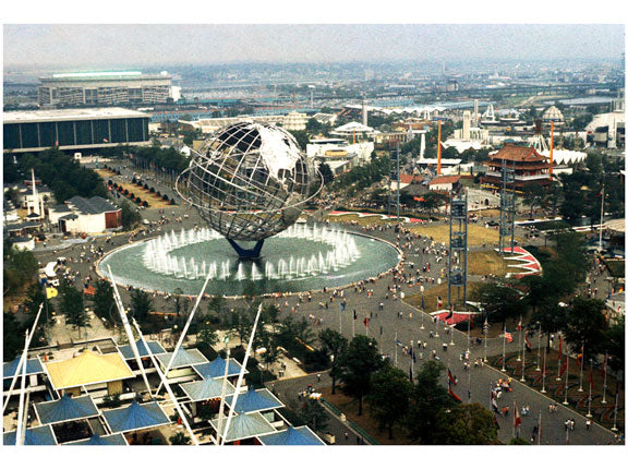 the World's Fair - Flushing 1964 Old Vintage Photos and Images