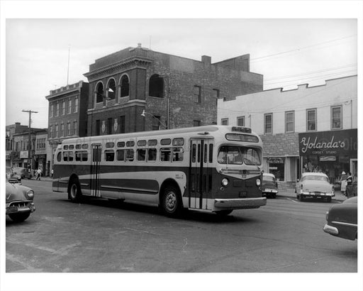 Triboro Coach Coporation Old Vintage Photos and Images