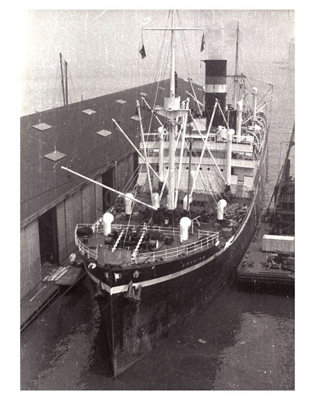 unknown Ship docked Old Vintage Photos and Images