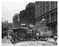 Upclose view of West 30th Street  - Midtown Manhattan - 1915 Old Vintage Photos and Images