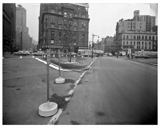 Upper West Side 1957 Manhattan - New York, NY Old Vintage Photos and Images