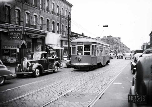 Utica Avenue East Flatbush Old Vintage Photos and Images