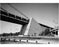 Verrazano Narrows Bridge - Brooklyn Anchorage looking south Old Vintage Photos and Images