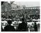 View of crowd at tunnel opening ceremonies opening of the Queens to New York Vehicle tunnel  Nov 15 1940 Long Island City - Queens NY Old Vintage Photos and Images