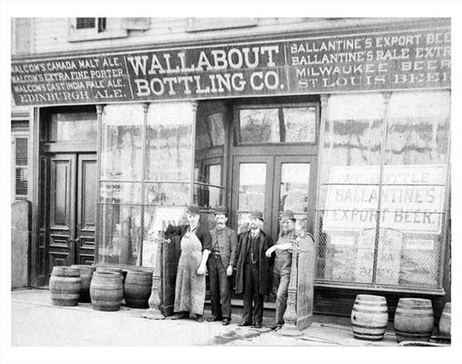 Wallabout Bottling Co. Brooklyn NY Old Vintage Photos and Images