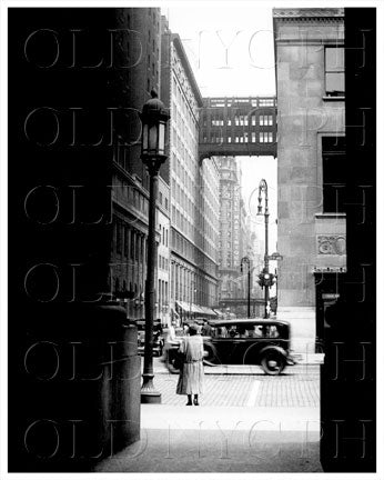 West 32nd Street & 7th Ave Inside Penn Station Manhattan NYC 1930 Old Vintage Photos and Images