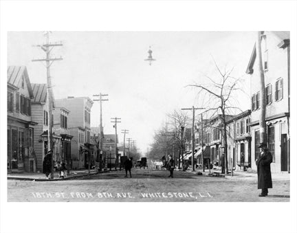 Whitestone Queens  1910 Old Vintage Photos and Images