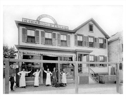 Whitestone Queens 1880s Old Vintage Photos and Images