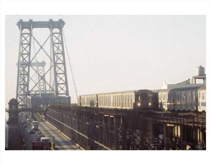 Williamsburg Bridge Old Vintage Photos and Images