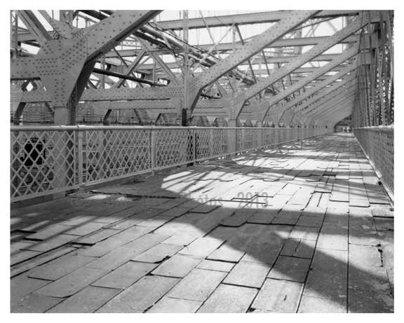 Williamsburg Bridge  - Brooklyn, NY Old Vintage Photos and Images