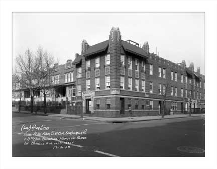 Windsor Place - Windsor Terrace Brooklyn NY Old Vintage Photos and Images