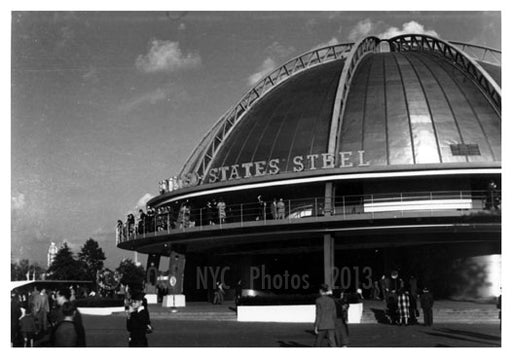 World's Fair 1939 Queens