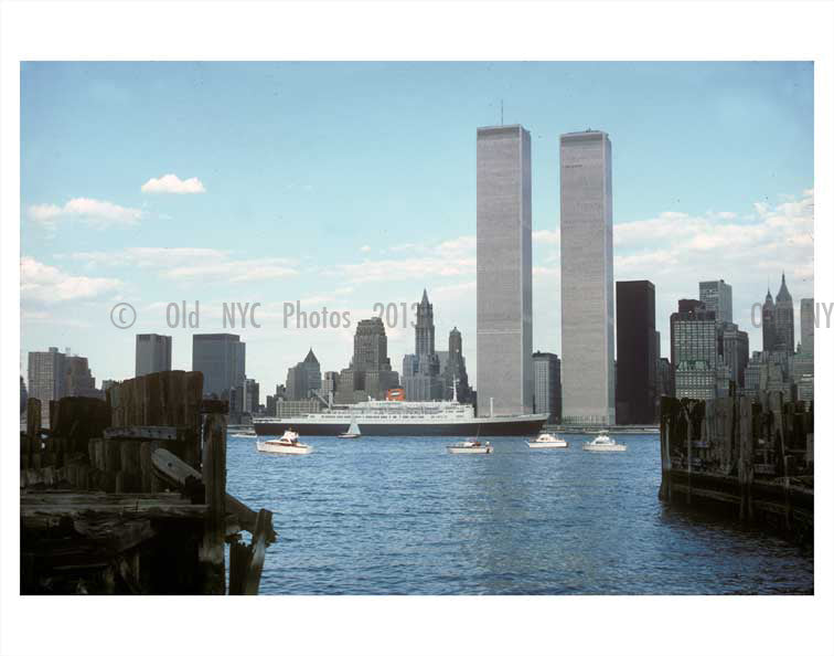 World Trade Center NYNY  Old Vintage Photos and Images
