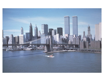 World Trade Center Old Vintage Photos and Images