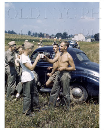 WWII ends in Heartland 1945 Old Vintage Photos and Images