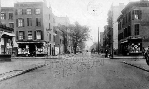 Wyckoff Street east to Nevins Street, 1918