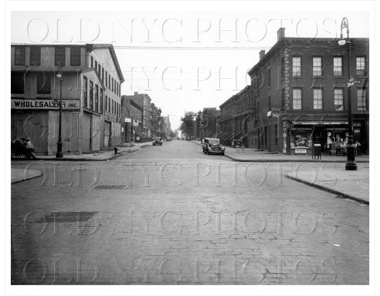 Wythe Ave & Hooper St Williamsburg, Brooklyn, NYC Old Vintage Photos and Images