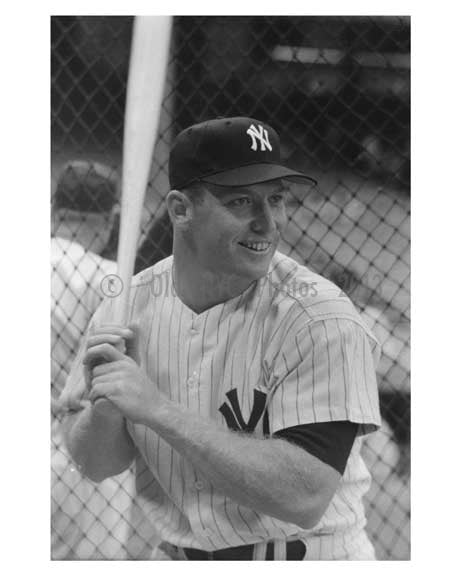 Yankee Mickey Mantle 1957