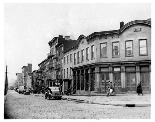 York & Hudson St. Old Vintage Photos and Images