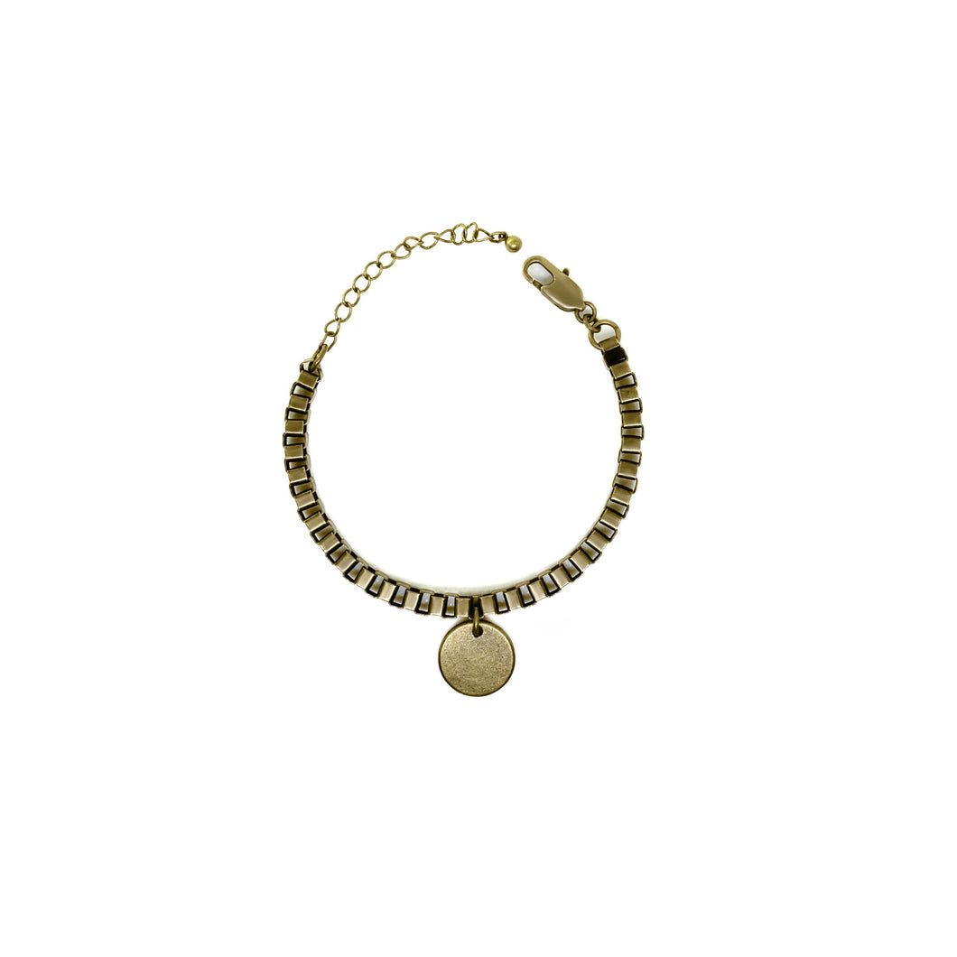 BUDDY BRACELET GOLD